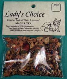 Magus Mens Ritual Tea by Lady's Choice