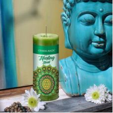 Healing Chakra Magic Candle - Heart