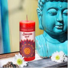 Success Chakra Magic Candle - Root