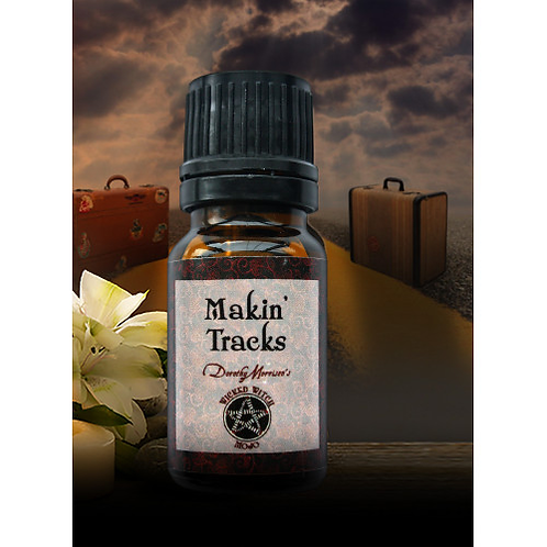 Making Tracks- Wicked Witch Mojo Oil