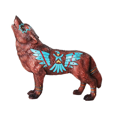 Wolf Spirit Collection - Eagle Wolf