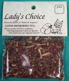 Good Memories Tea by Lady's Choice