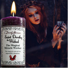 St. Dorothy the Wicked Wicked Witch Mojo Candle