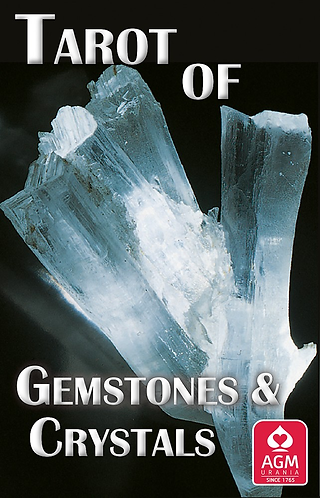 Tarot of Gemstones and Crystals Deck