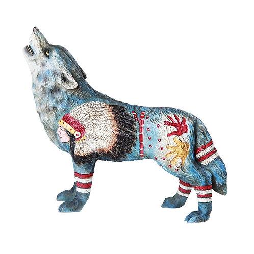 Wolf Spirit Collection - Chief Wolf