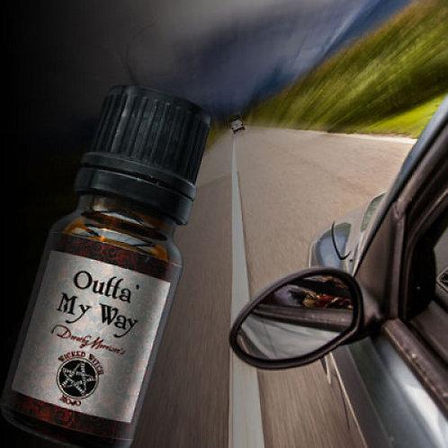 Outta My Way-Wicked Witch Mojo Oil