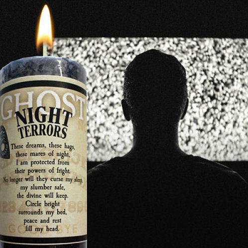 Night Terrors Limited Edition Candles