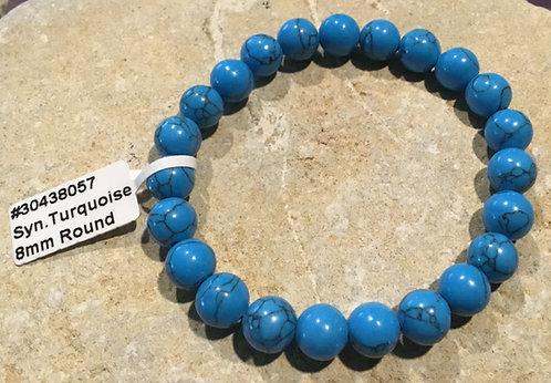 Syn. Turquoise Bracelet
