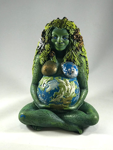 Gaia Statue - Mother Earth