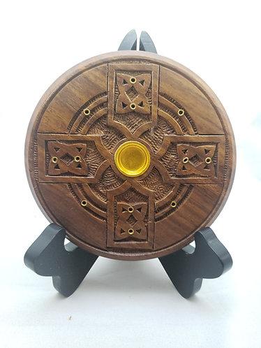 Celtic Incense Burner