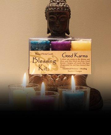 Good Karma Blessing Kit
