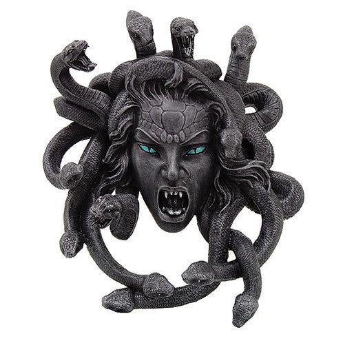 Medusa Head Wall Plaque