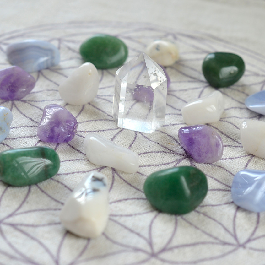 The Nitty-Gritty of Gridding (Crystals, that is!)