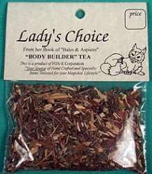Body Builder Tea by Lady's Choice