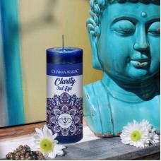 Clarity Chakra Magic Candle - 3rd Eye