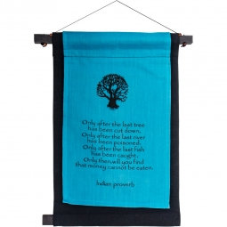 Indian Proverb Banner