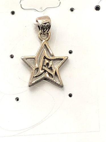 Peter Stone Sterling Silver Star