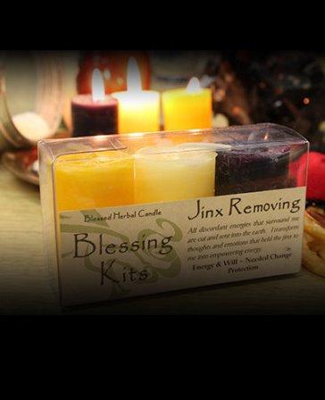 Jinx Removing Blessing Kit