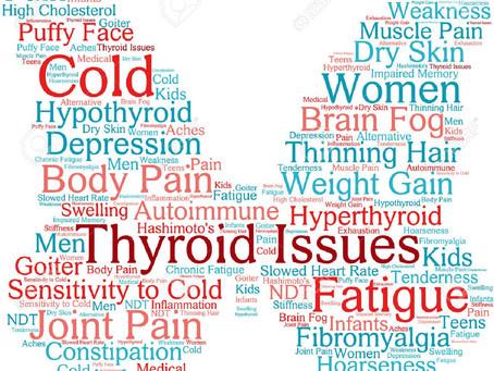 25 mai 2020 : Journée mondiale de la thyroïde