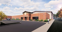 Piedmont School Updated Exterior