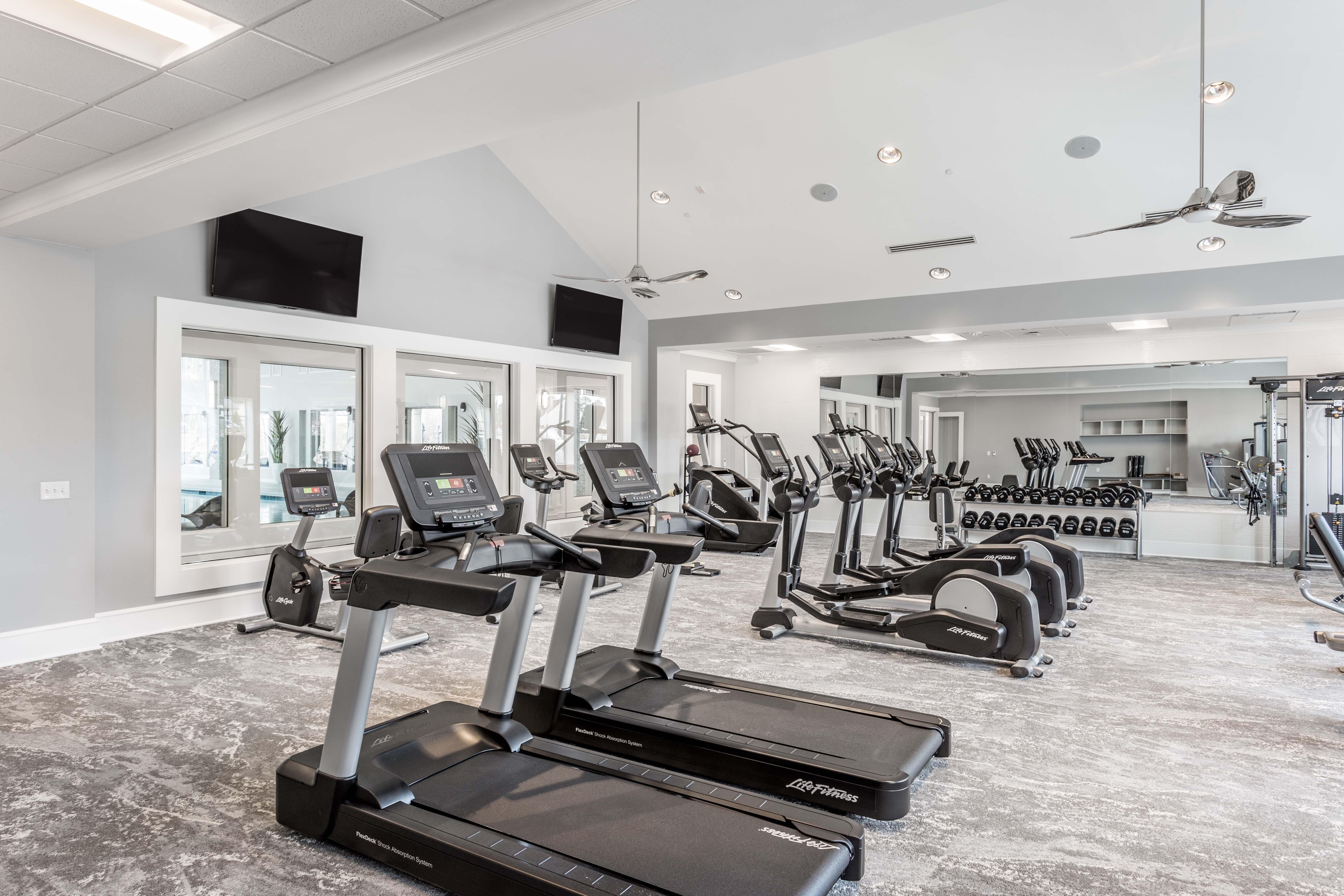 DWT Fitness Room