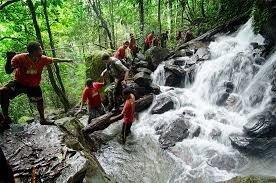 Kokoda Waterfall crossing.jpg