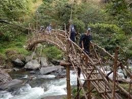 Kokoda Bridge over river Courier Mail.jp