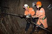 F15 Mt Isa Hard Times Mine Drillers. JPE