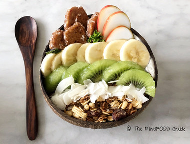 Power Yogurt Granola Breakfast Bowl