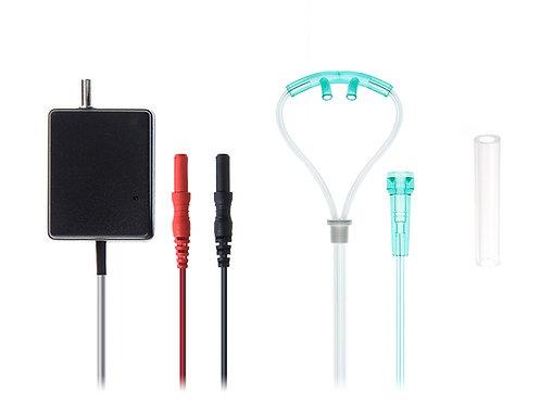 Sensor de Pressão Nasal para Polissonografia APS-1 com 1 Cânula