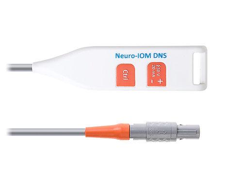 Cabeçal de Extensão de Baixa Corrente para Neuro-IOM