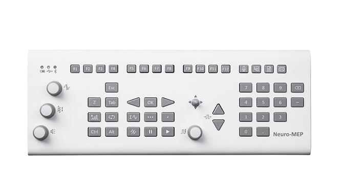 Teclado Dedicado Bluetooth  DK-02 para Eletromiografia