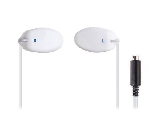Óculos LED para Potenciais Evocados Visuais