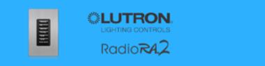 Lutron Radiora2 lighting control