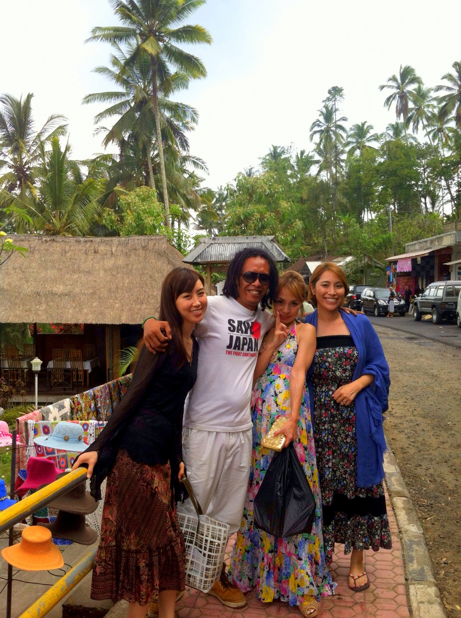 Narumi & friends at Ceking