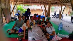Happy family in Bongkasa