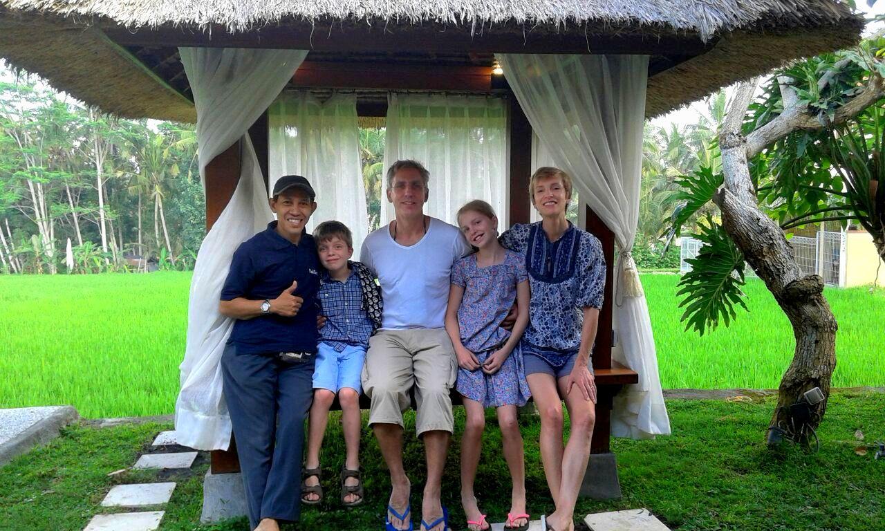 Marie E & family - France