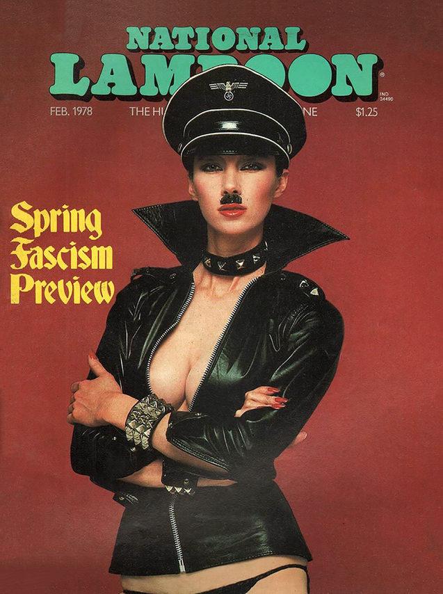 Spring Fascism Cover