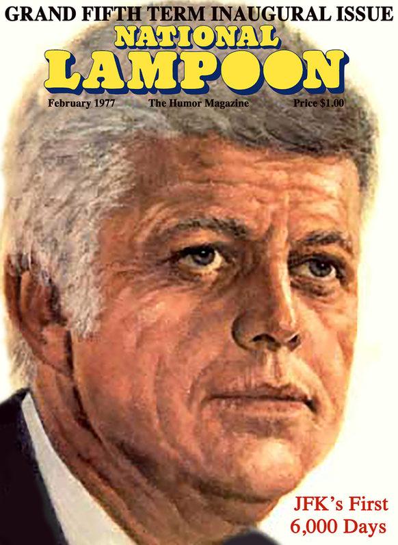 JFK's Fifth Term