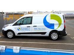 Company Van Graphics