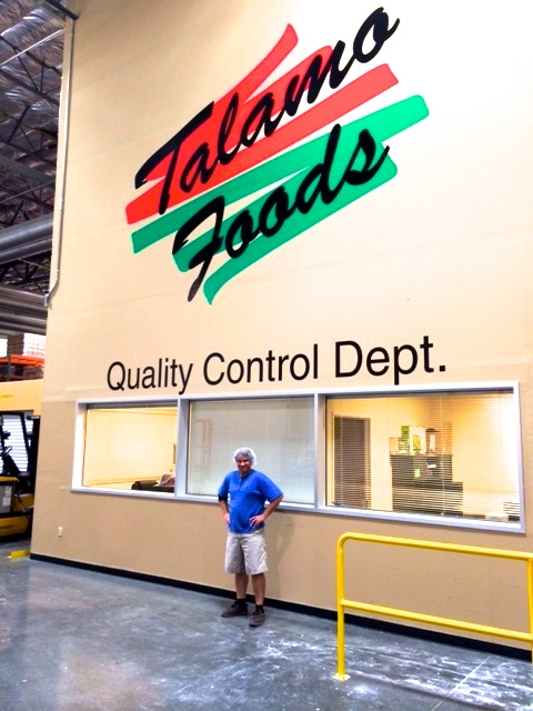 Factory Wall Graphics