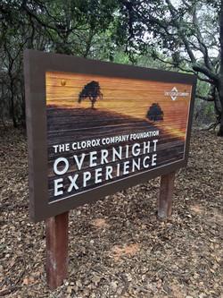 Wood Sandblasted Sign