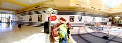 Mall Barricade Graphics Printing