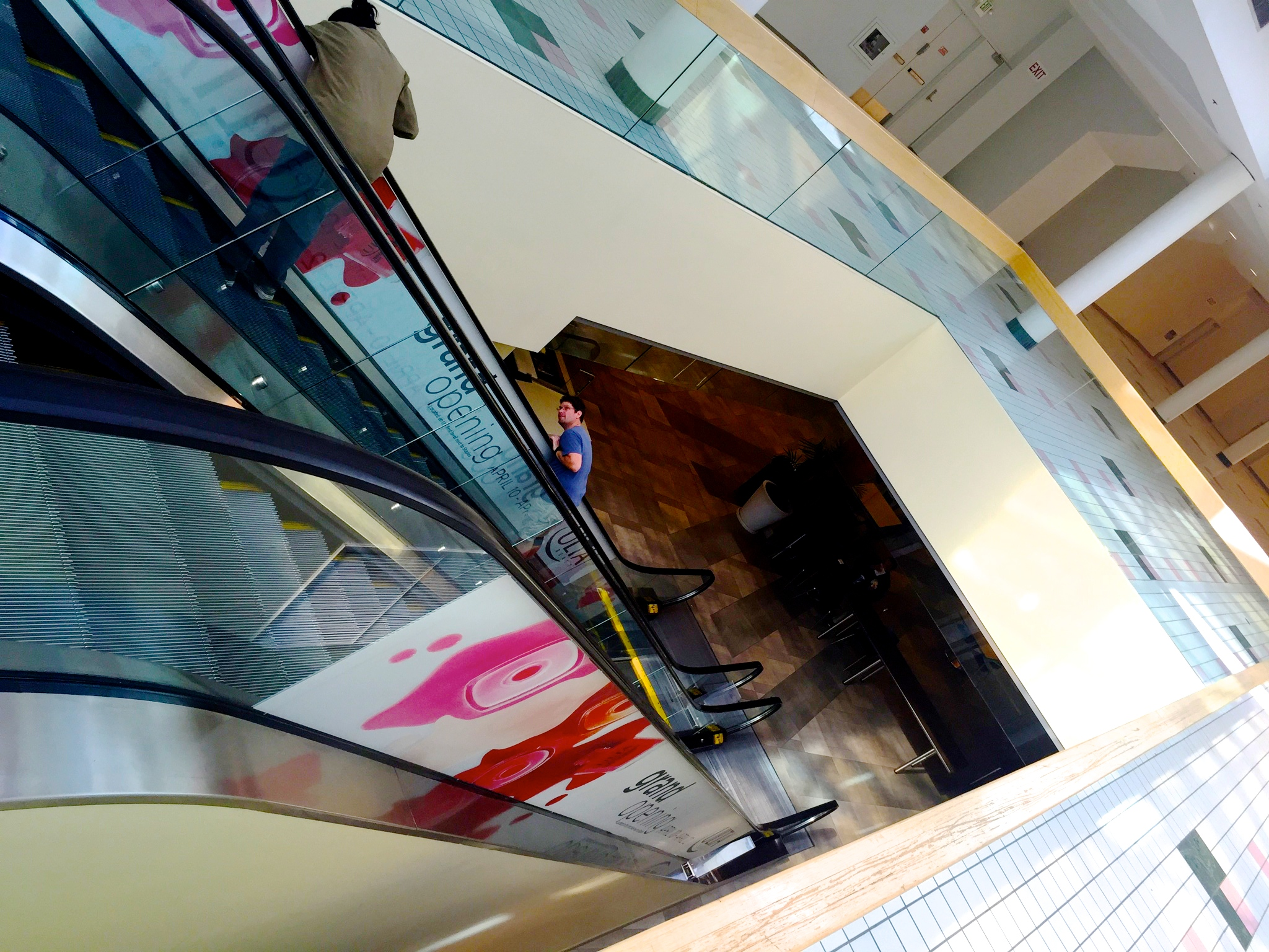Escalator Graphics