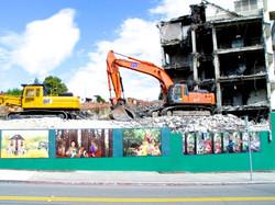 Construction Site Artwork