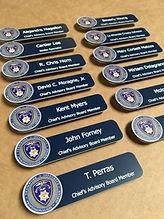 Custom Employee Name Tags