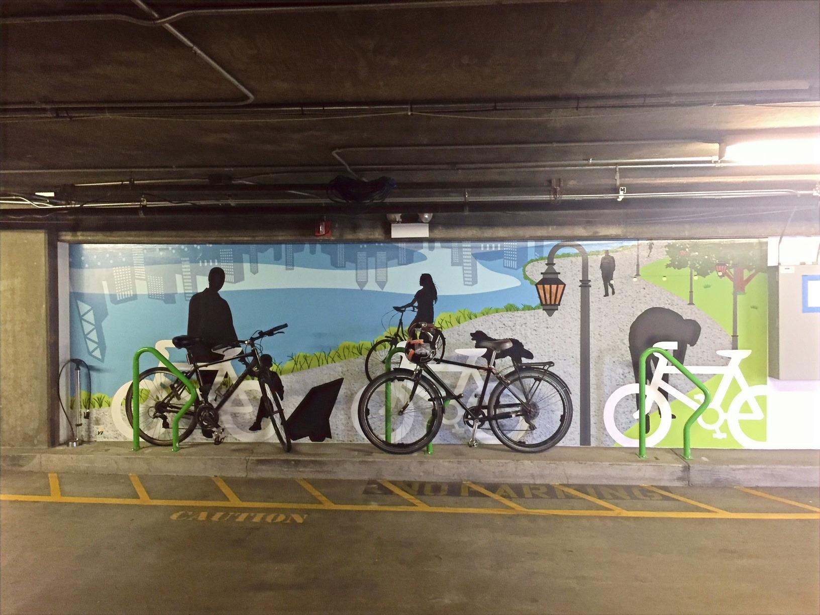 Wall Mural Graphics