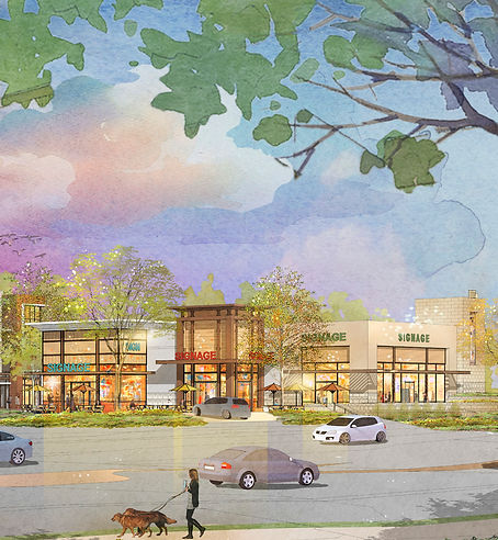 The Hub at Scripps Ranch, commercial retail space, restaurants, shopping, dining, entertainment, luxury apartments, I-15 at Carroll Canyon, San Diego, CA 92131, Sudberry Properties