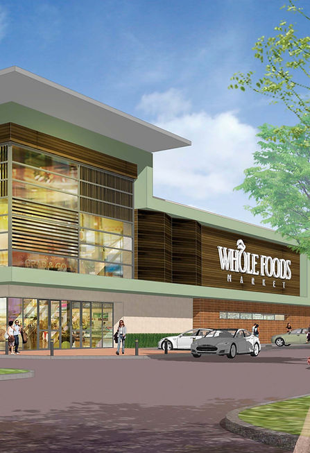 The Watermark, retail shopping, entertainment, restaurants, hotel, The Lot Theatre, Wholefoods Market, element Hotel,  at I-15 and Scripps Paway Parkway, Sudberry Properties