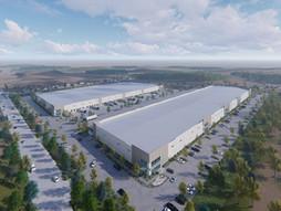 New Class A industrial development near San Diego financed